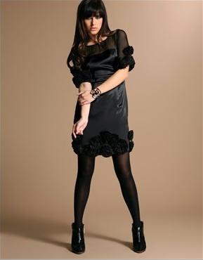 Jovanna Panel Dress from asos.com